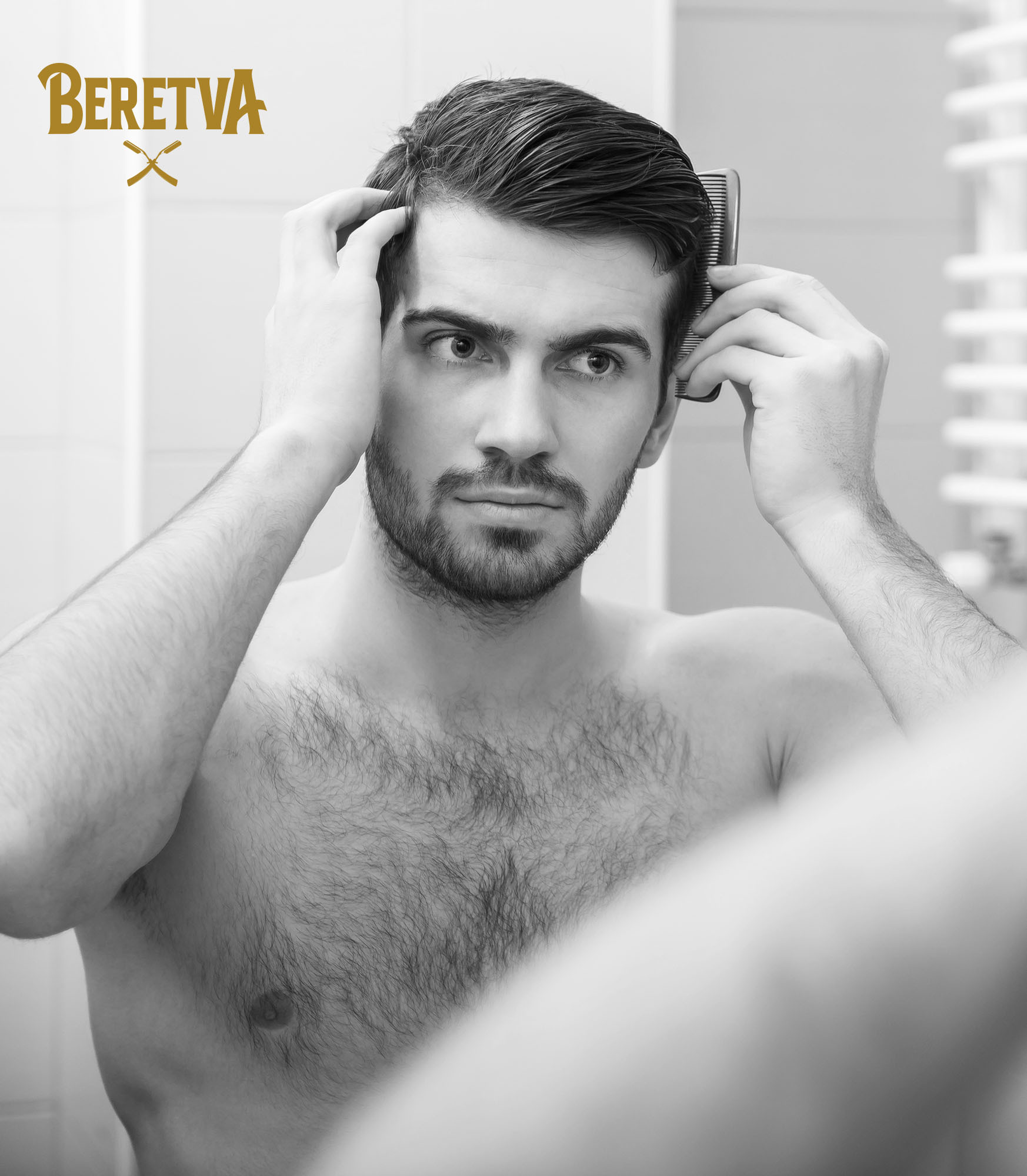haj- és szakállvágás